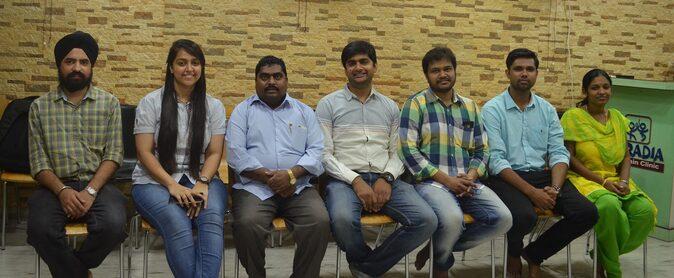 Daradia Pain management team